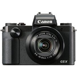 Canon PowerShot G5 X - Black - 0510C001