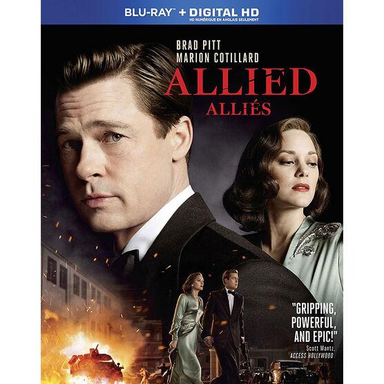 Allied - Blu-ray