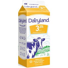 Dairyland Homo Milk - 2L