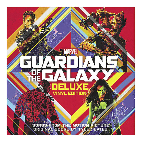 Soundtrack - Guardians Of The Galaxy (Deluxe Edition) - Vinyl
