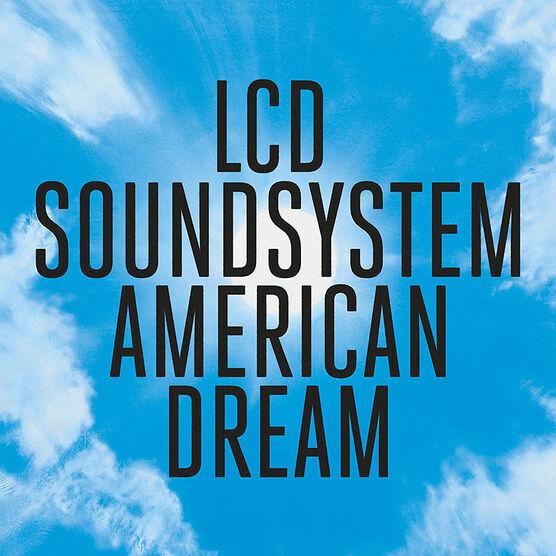 LCD Soundsystem - American Dream - 2 LP Vinyl