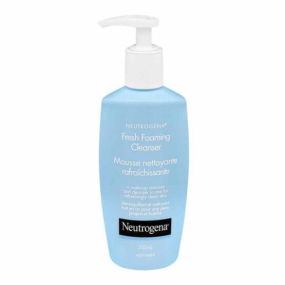Neutrogena Fresh Foaming Cleanser - 200ml