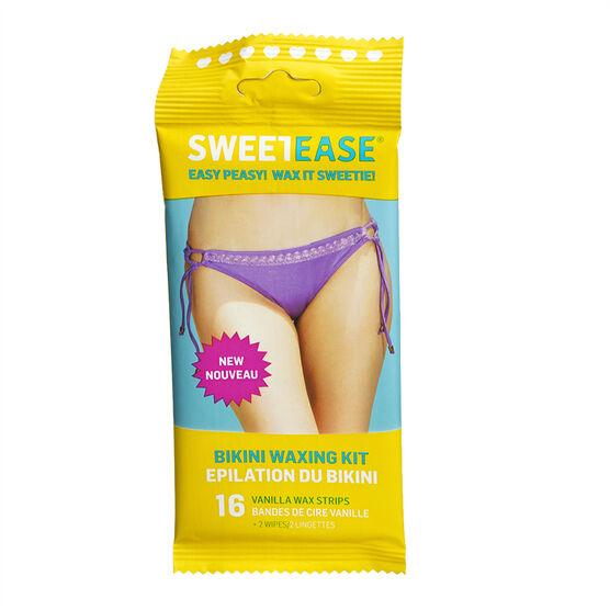 Sweet Ease Bikini Waxing Kit - 16's