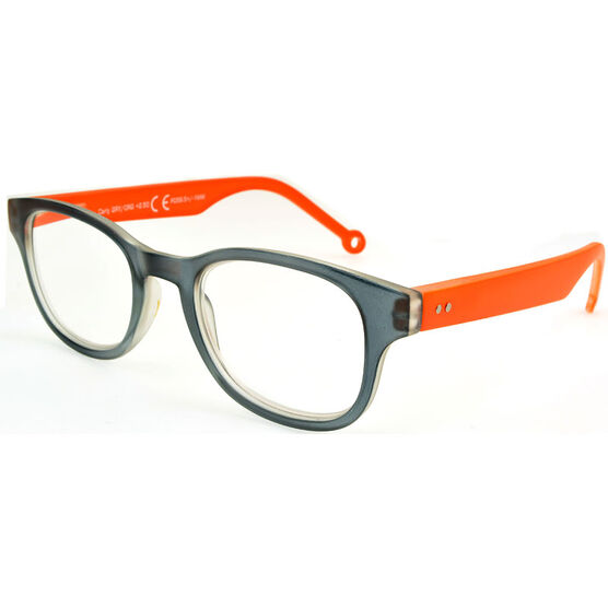 Foster Grant Carly Reading Glasses with Case - 1.75