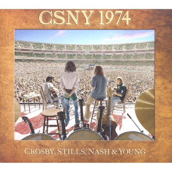 Crosby, Stills, Nash and Young - CSNY 1974 - CD