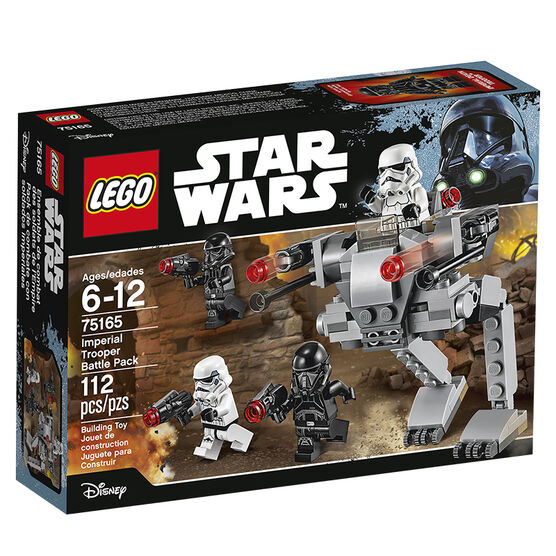 Lego Star Wars Imperial Trooper Battle Pack