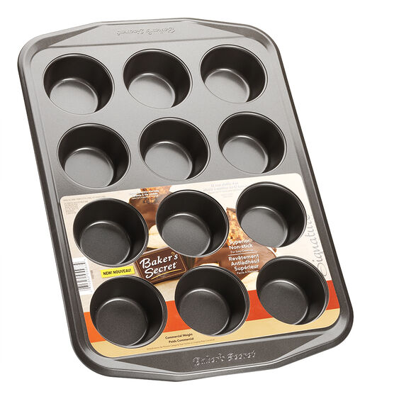 Baker's Secret 12 Muffin Pan