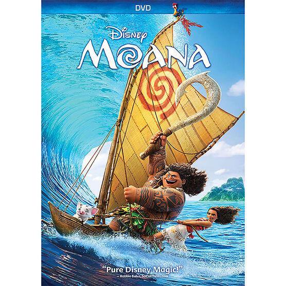 Moana - DVD