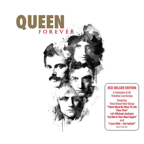 Queen - Queen Forever Deluxe Edition - 2CD