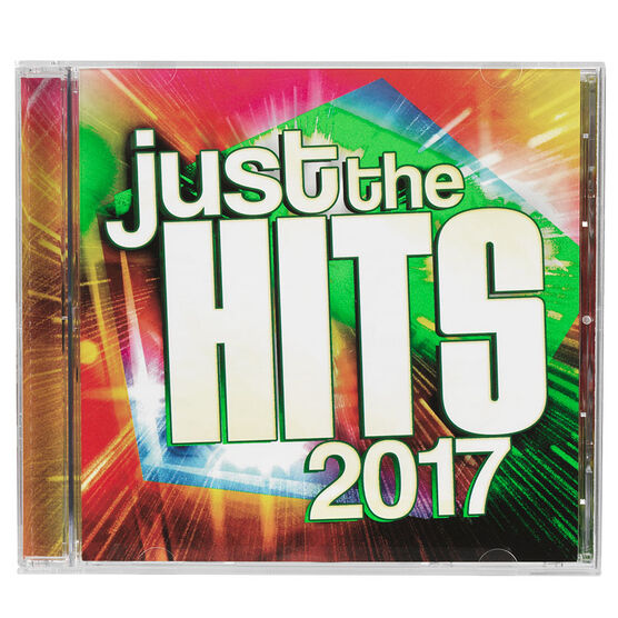 Various Artists - Just The Hits: 2017 - CD