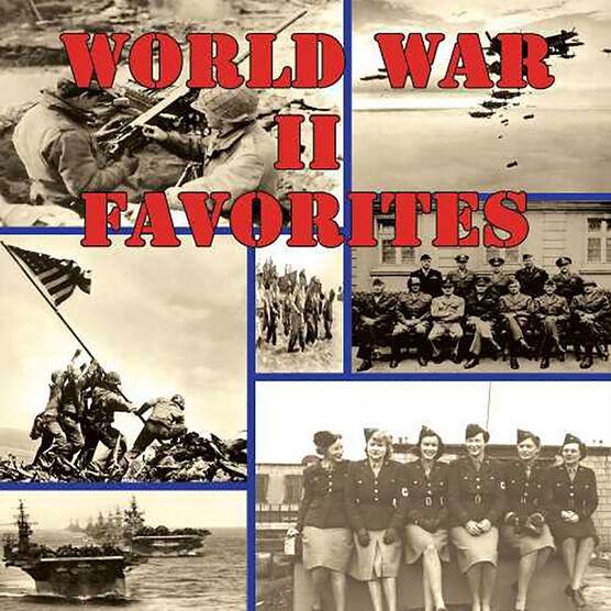 World War II Favorites - Various Artistis - CD