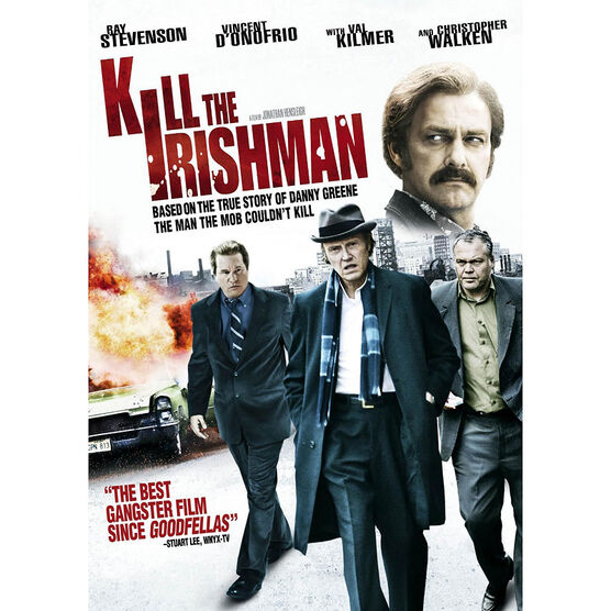Kill The Irishman - DVD