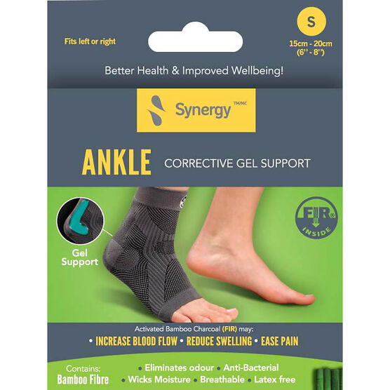 Synergy Ankle Corrective Gel Support - Small