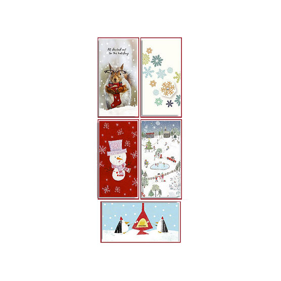 American Greetings Christmas Cards - Boutique Box Set - 8 count - Assorted
