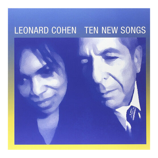 Leonard Cohen - Ten New Songs - 180g Vinyl