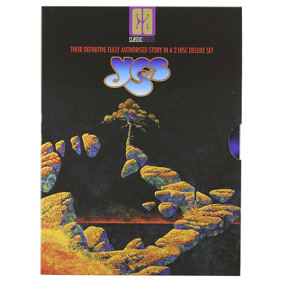 Yes - Classic Artists Series - DVD
