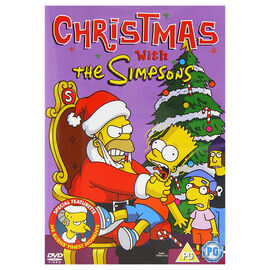 The Simpsons Christmas - DVD
