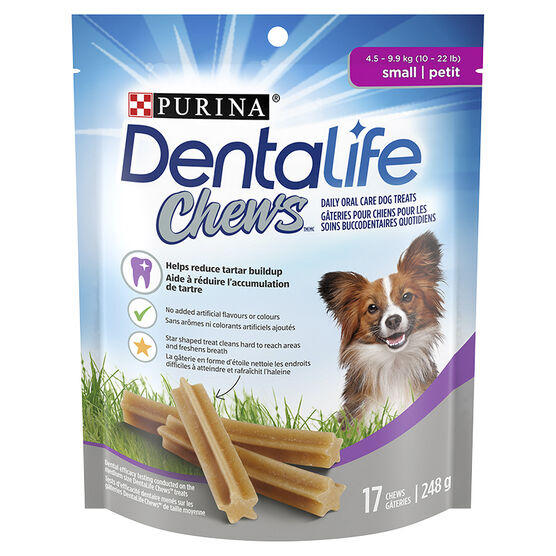 Dentalife Chews for Dogs - Small