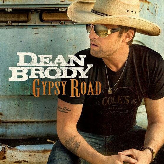 Dean Brody - Gypsy Road - CD