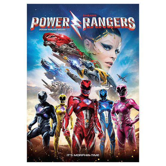 Saban's Power Rangers - DVD