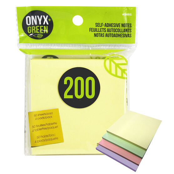 Onyx Green Notes - 200's