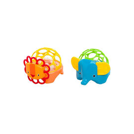 Oball Rollie Rattles - Assorted