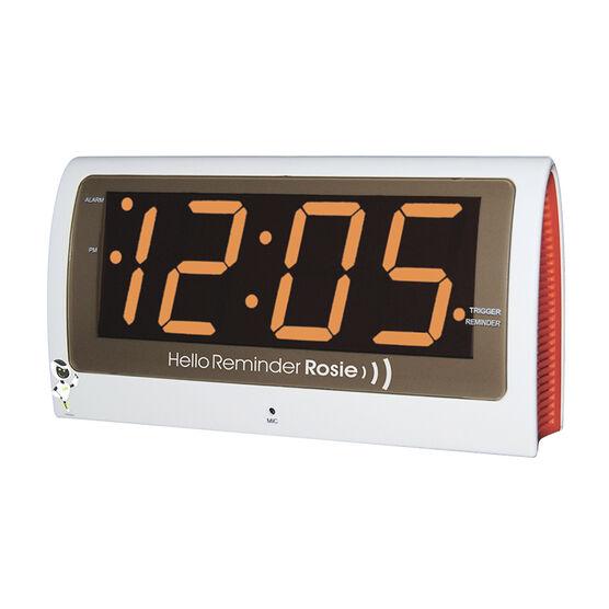 BIOS Living Reminder Rosie Voice Controlled Alarm Clock - LG604