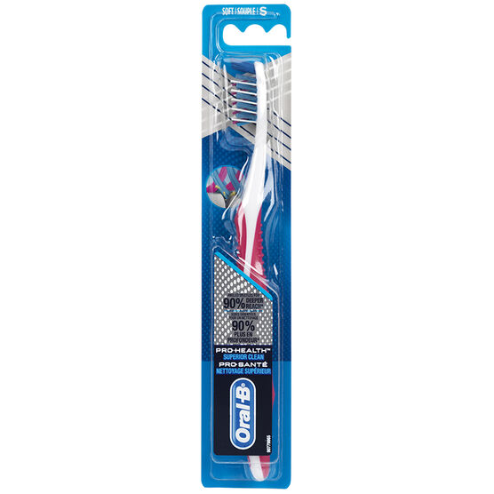Oral-B CrossAction Toothbrush - Soft - 40