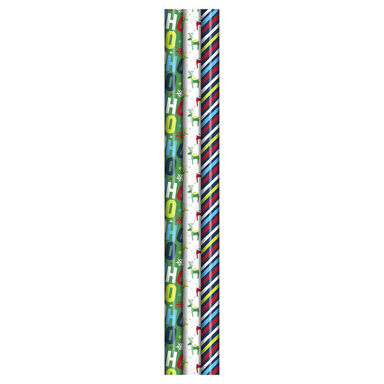 Plus Mark Buddies Toy Wrap - 30 x 240in - Assorted