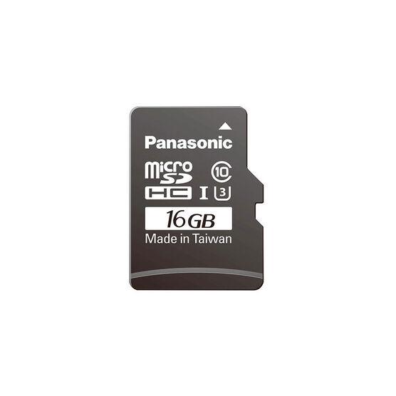 Panasonic 16GB Micro SD Card - RPSMGB16GAK
