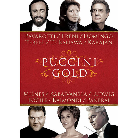 Various Artists - Puccini Gold - CD