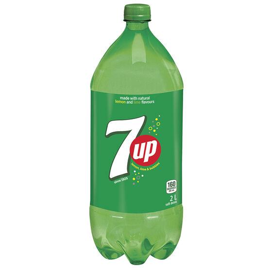Seven-Up - Lemon-Lime - 2L