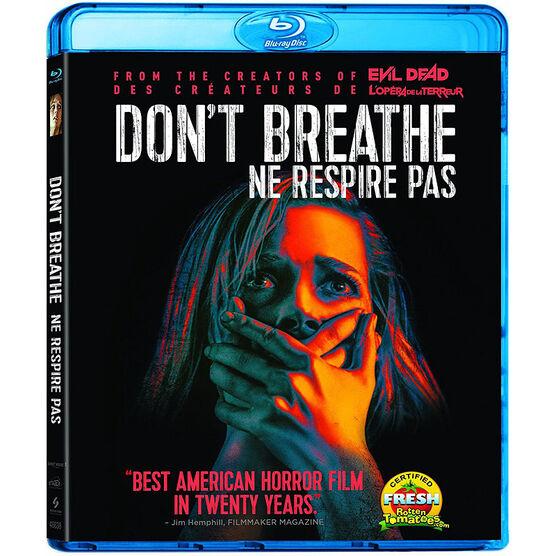 Don't Breathe - Blu-ray