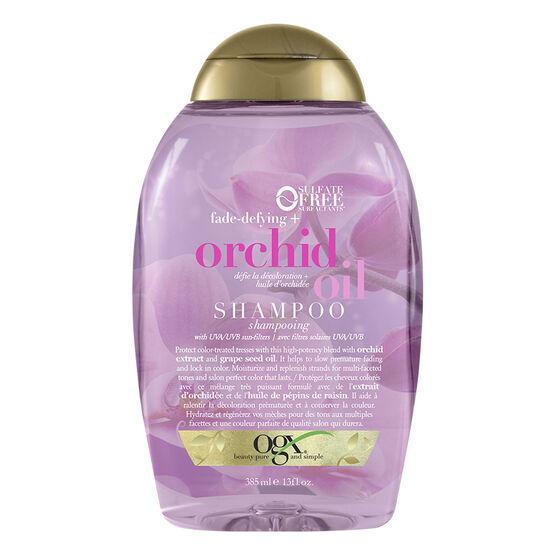 OGX Fade Defying Orchid Oil Shampoo - 385ml