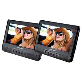 Sylvania 10-inch Portable Dual DVD Player - SDVD1010