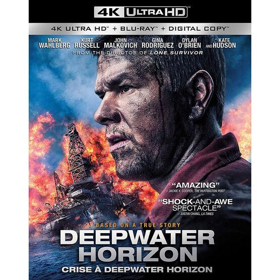 Deepwater Horizon - 4K UHD Blu-ray