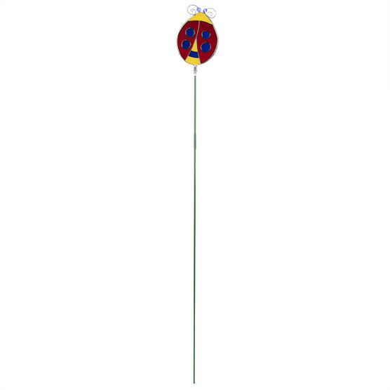 Details Stain Glass Stakes - Assorted