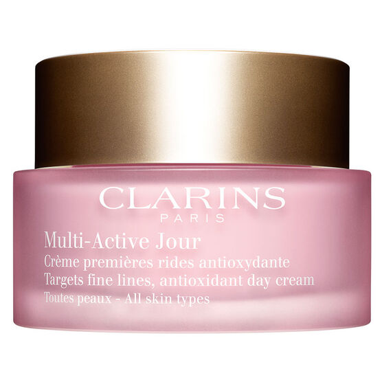 Clarins Multi-Active Jour - All Skin Types - 50ml
