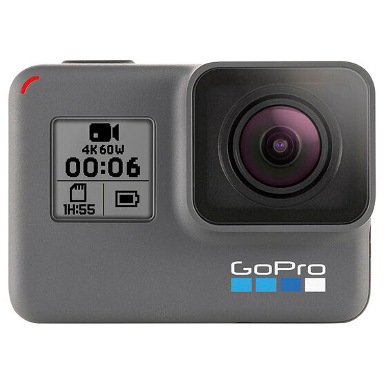GoPro HERO6 Black - GP-CHDHX-601