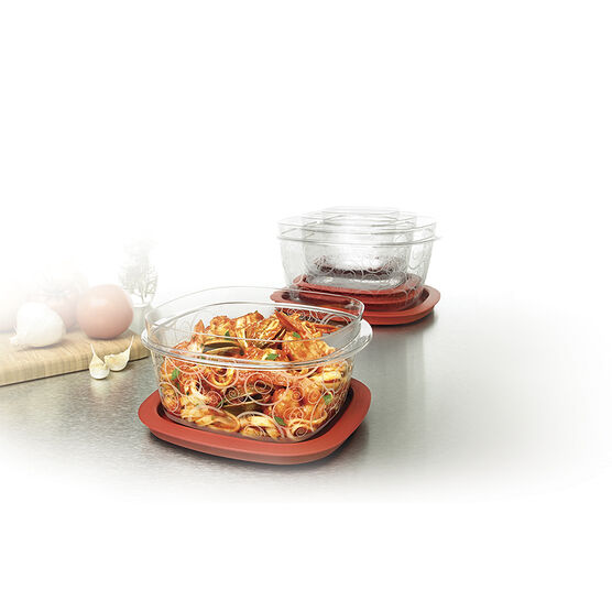 Rubbermaid Premier Food Container - Square - 710ml