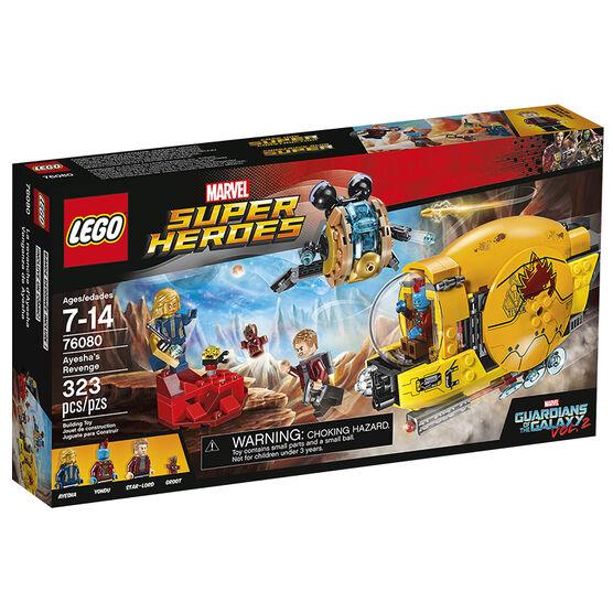 Lego Super Heroes Ayesha's Revenge - 76080