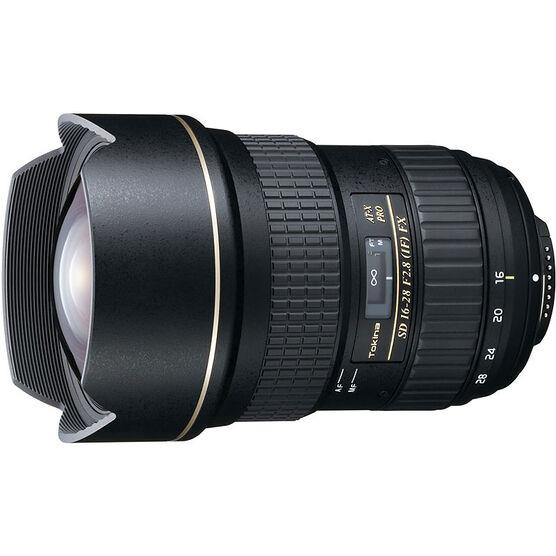 Tokina 16-28mm F/2.8 Lens for Nikon - TKATX1628P