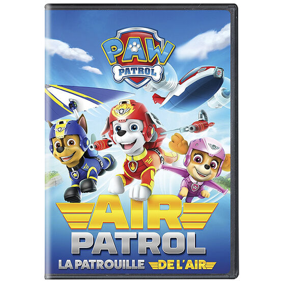PAW Patrol: Air Patrol - DVD