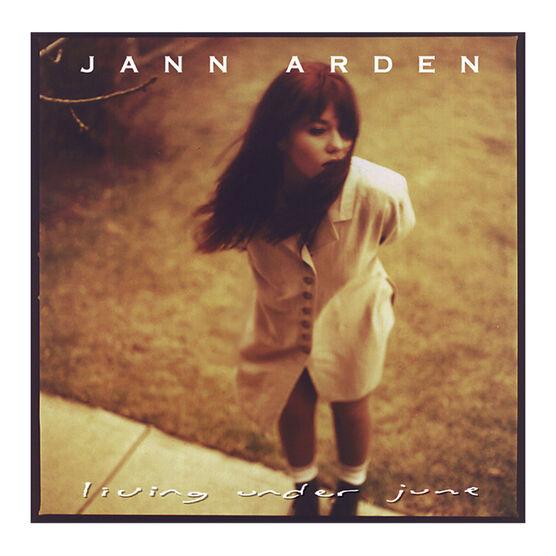Jann Arden - Living Under June - Vinyl
