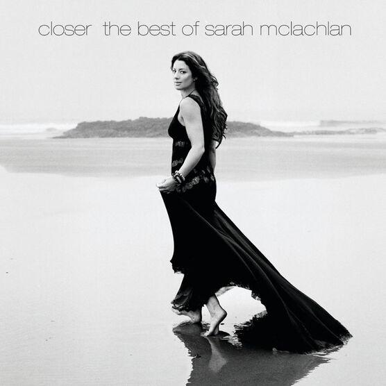 Sarah McLachlan - Closer: The Best of Sarah McLachlan - CD