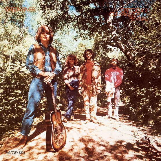 Creedence Clearwater Revival - Green River - Vinyl