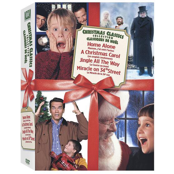 Christmas Classics Collection - DVD