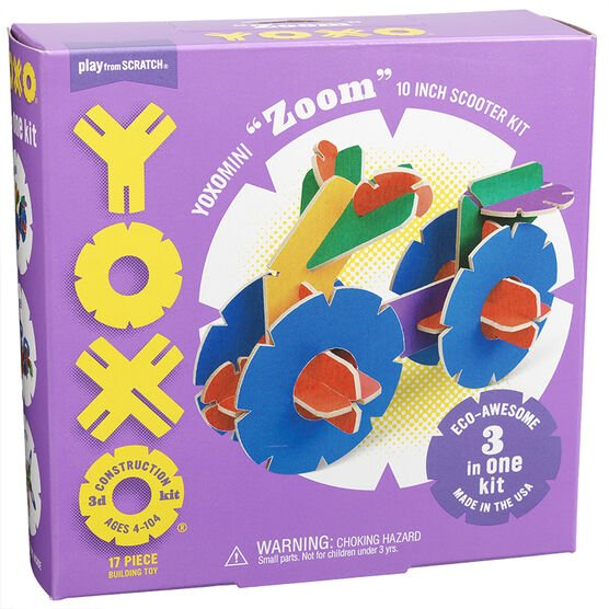 Yoxo Zoom Scooter - Assorted