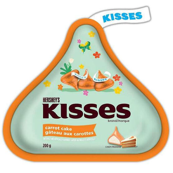 Hershey Kisses - Carrot Cake - 200g