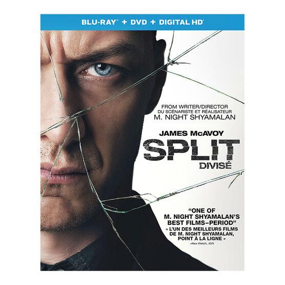 Split - Blu-ray